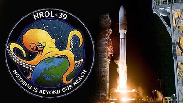 NROL-39: le nouveau satellite espion américain qui affiche clairement ses intentions.