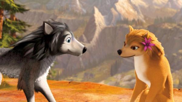 Alpha et Omega : une histoire de loups
