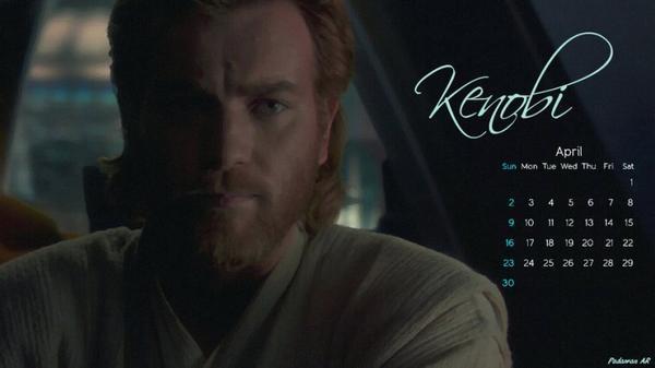 Que la Force soit avec vous ce mois-ci...