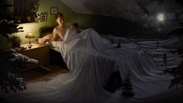 Photographies surréalistes d'Erik Johansson