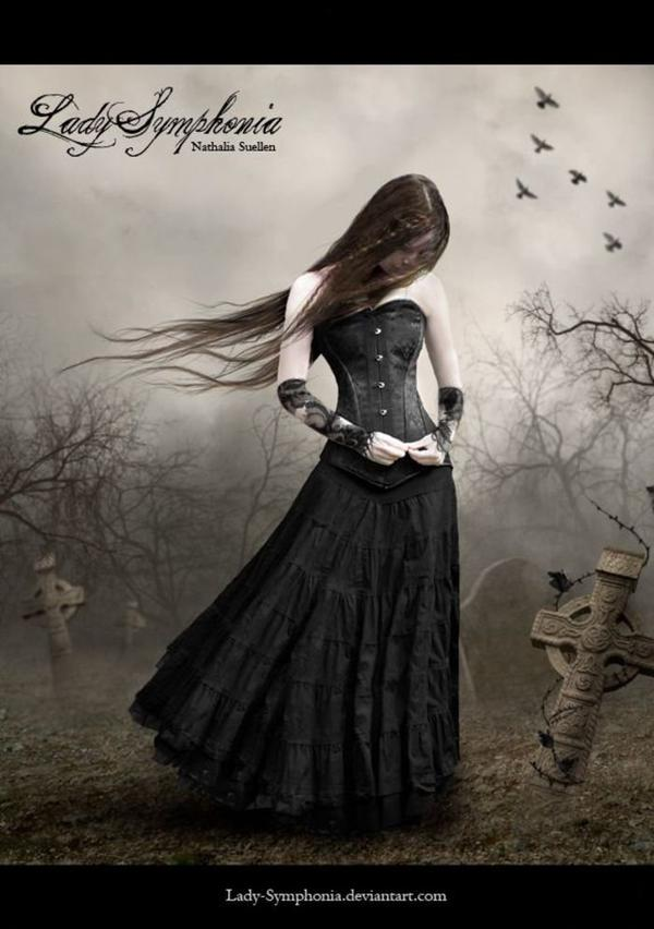 Lady Symphonia : artiste