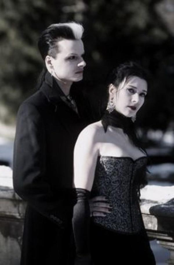 Lacrimosa : groupe goth