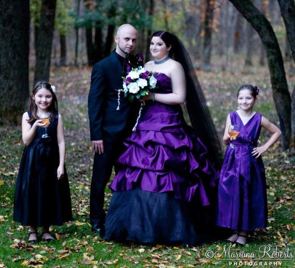 Goths married
