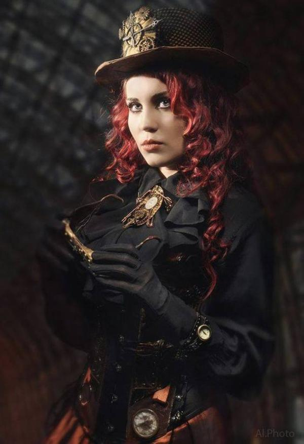 Look steampunk