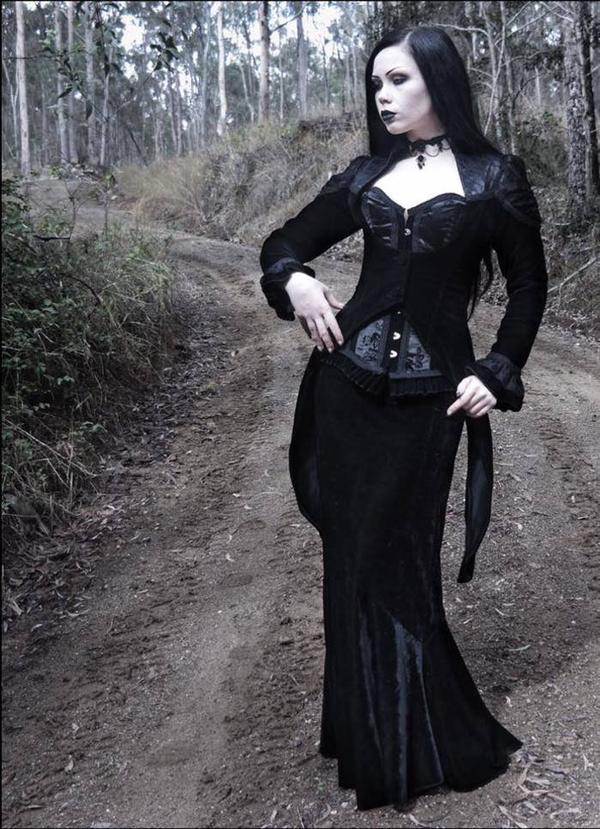 Gothiquement vôtre