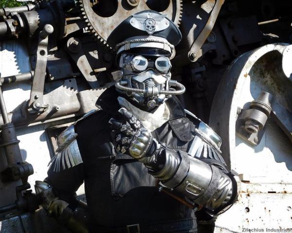Steampunk, pour le plaisir
