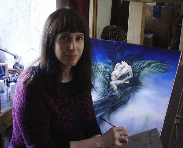 Séverine Pineaux : illustratrice, dessinatrice et artiste peintre française