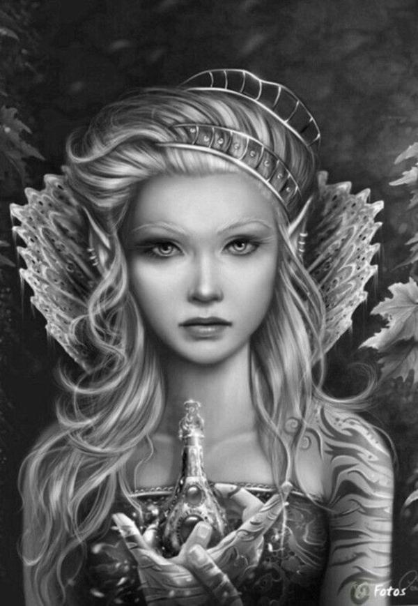 Fantasy art, pour le plaisir
