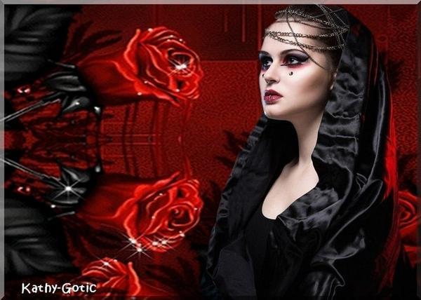 Goths creas au choix