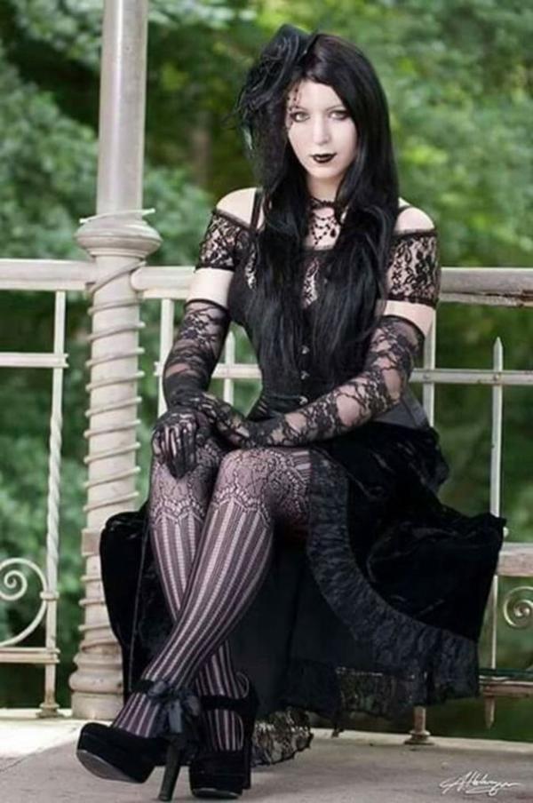 """Gothique ! Vous avez dit """" gothique """" ?!"""