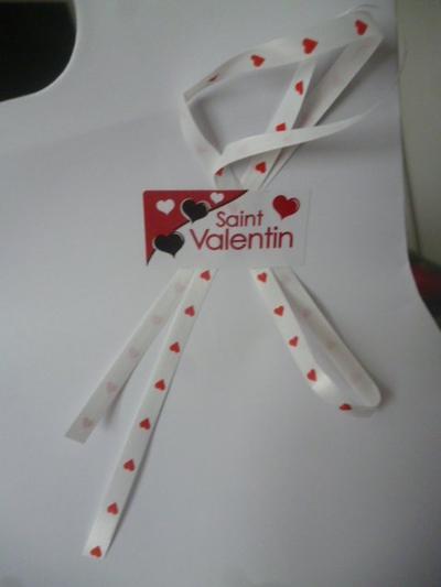 Une Saint-Valentin porte-bonheur...