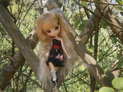 • Présentations de mes dolls •