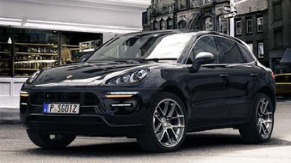 Porsche Macan, une photo qui ne laisse plus de doute