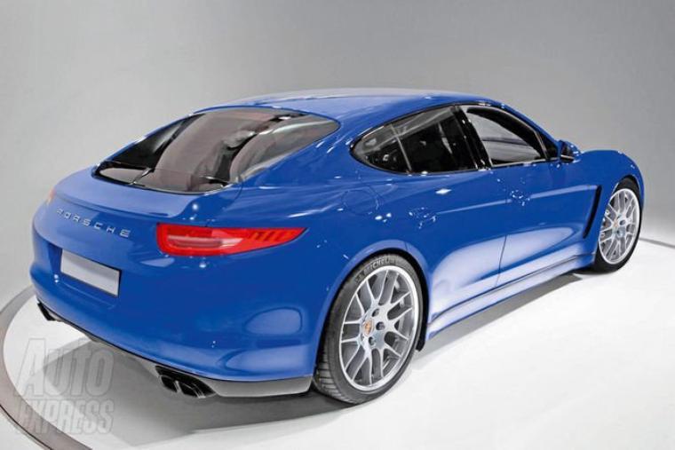 Futur Porsche Pajun?