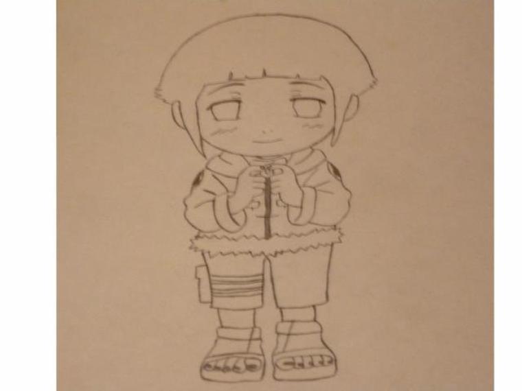 personnage de naruto en chibi (les filles)