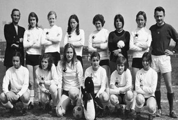 Annie Fortems, regard d'une pionnière sur le football féminin