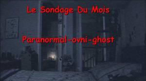 Sondage Du Mois N°13 : Un alien ou un démon filmé dans un cimetière ...
