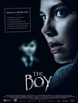Bande Annonce The Boy