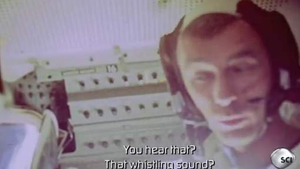 Des astronautes ont entendu de la musique dans l'espace !