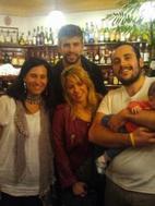 Shakira est de retour à Barcelone