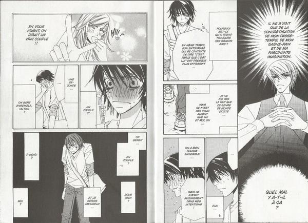 Junjou romantica Tome 3-2