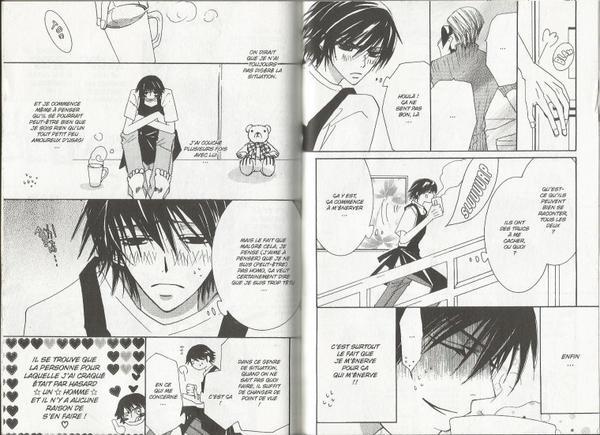 Junjou Romantica Tome 3-5
