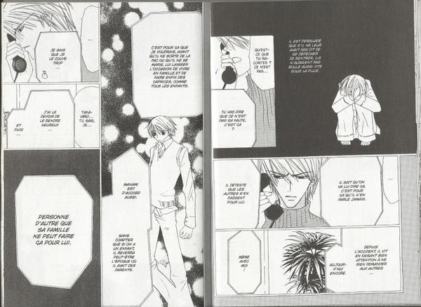 Junjou Romantica Tome 3-6