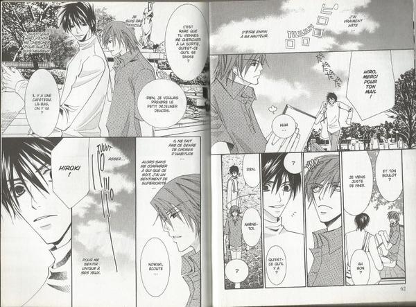 Junjou Romantica Tome 4-5