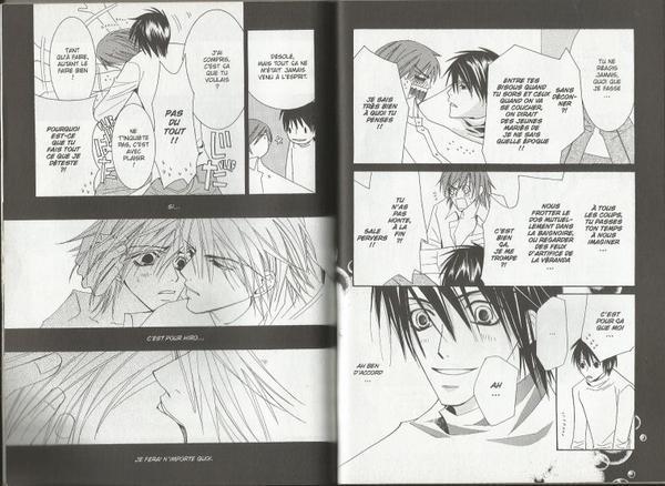 Junjou Romantica Tome 4-6