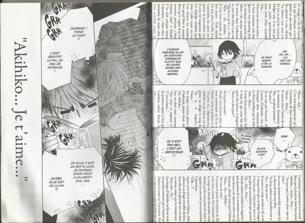 Junjou Romantica Tome 4-7