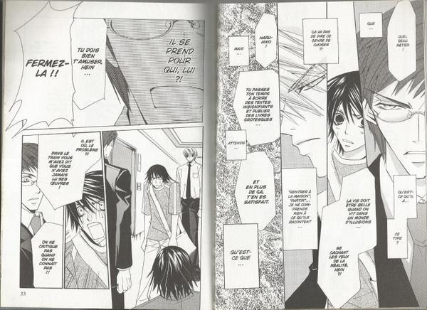 Junjou Romantica Tome 5-3
