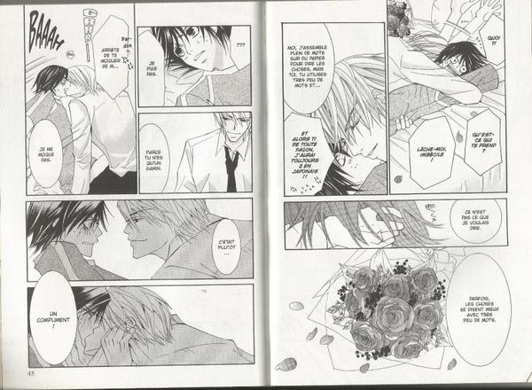 Junjou Romantica Tome 5-4