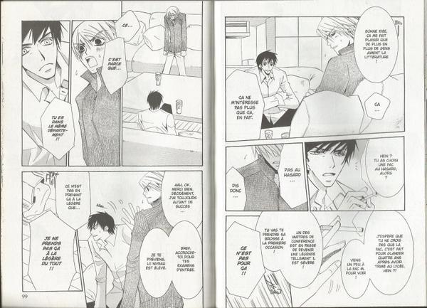 Junjou Romantica Tome 5-8