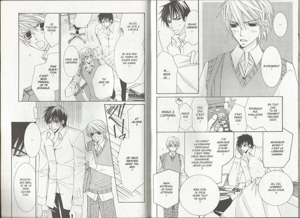 Junjou Romantica Tome 5-9