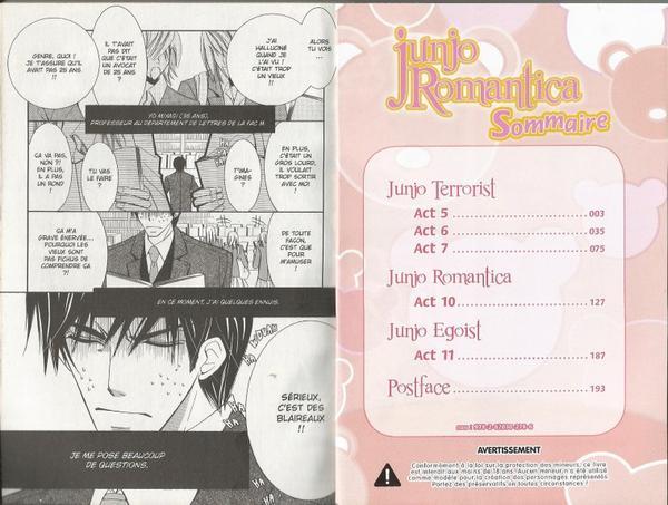 Junjou Romantica - Tome 7-1