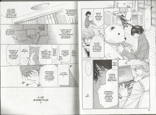 Junjou Romantica - Tome 8-3