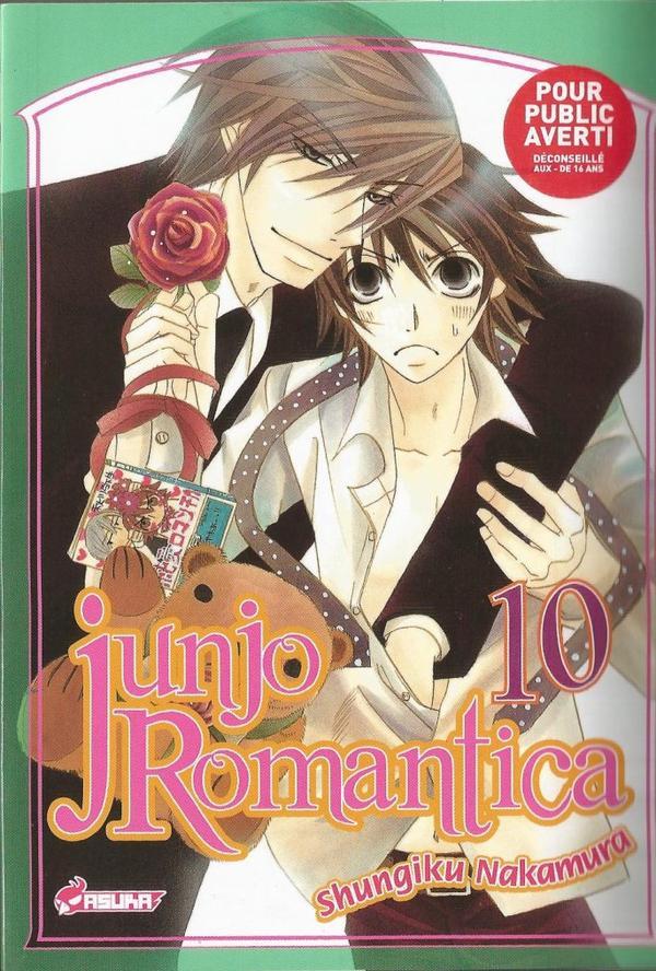 Junjou Romantica - Tome 10-1