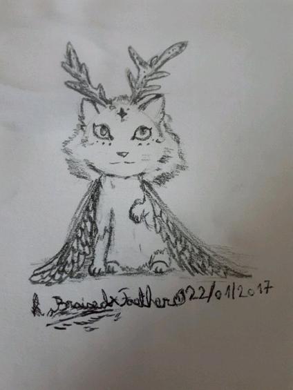 Petit dessin ^^