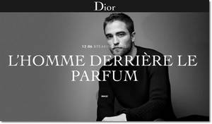 Nouvelles de Rob au concert de Björk. Infos & Premières Images de Rob pour Dior ^^