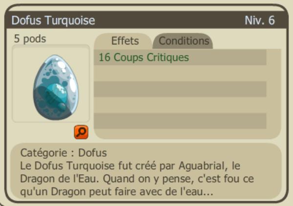 Deuxième Turquoise