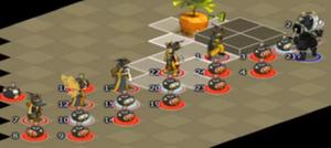 Je détrône au jeu des trônes