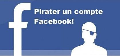 Pirater n'importe quel compte Facebook.