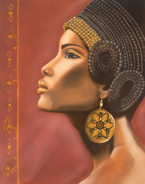 Néfertiti (50X60cm)