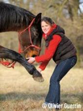 « Durant trois ans, j'ai étudié l'anatomie du cheval »