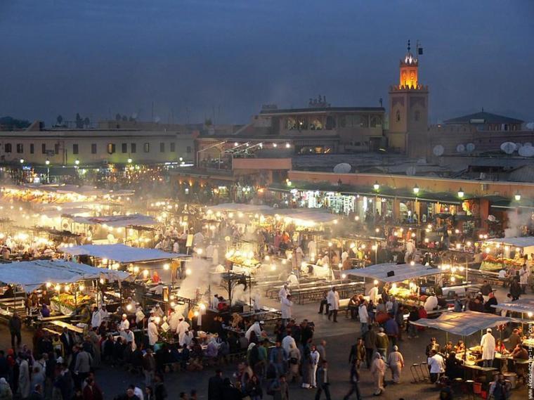 La Meilleure destination africaine de l'année