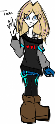 Tara ► Alternatives outfits