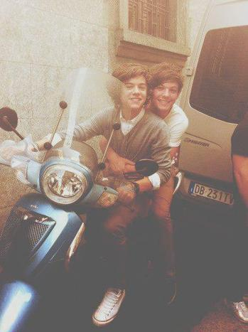 Larry Stylinson <3