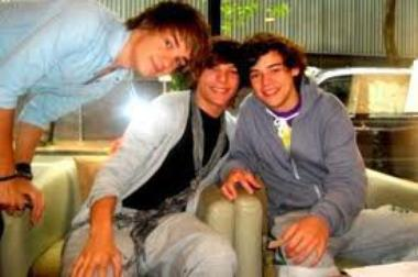 Harry Liam Zayn Louis <3