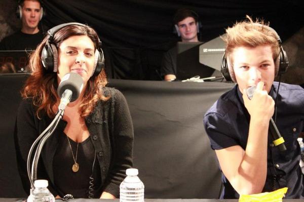 One Direction sur NRJ (3)