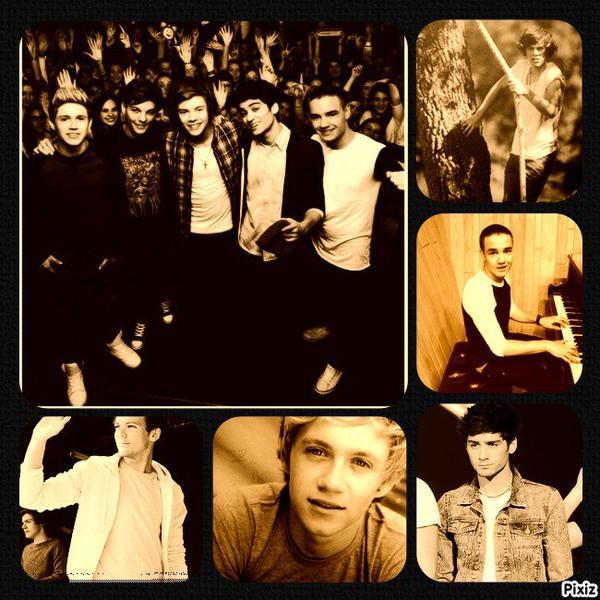 Nos boys <3